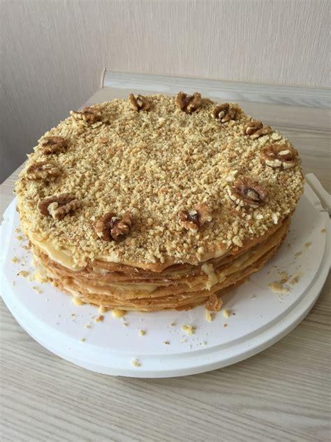 russischer kuchen russischer kuchen napoleon appetitlich foto f 252 r sie