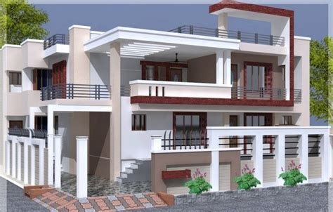 home exterior design delhi box type house elevation elevation design india