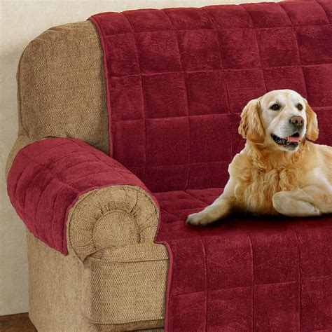 long couch covers microplush pet furniture covers with longer back flap