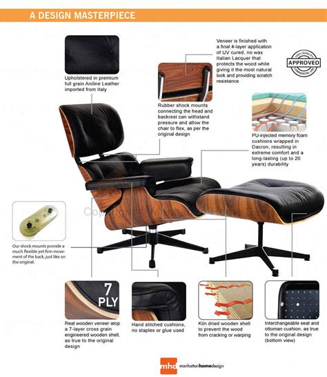 Manhattan Home Design Eames Review | manhattan home design reviews eames chair replica