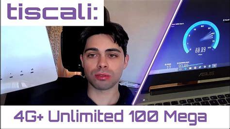 speed test tiscali recensione speed test tiscali 4g unlimited 100 mega adsl