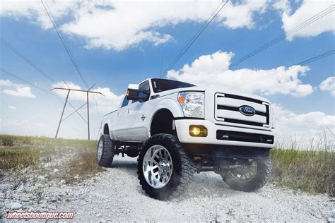 Ford F250 Rims by Gallery Ford F 250 With American Wheels