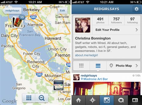 instagram locations instagram 3 0 s new maps feature a privacy wake up call