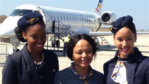 Cabin Crew In South Africa by South Africa S Owned Airline Goes