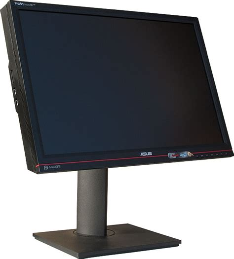 asus pa246q proart 24 inch lcd monitor review page 2 hothardware