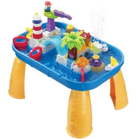 pirate ship sand water play table educational toys planet