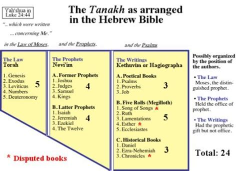 section 39 order origin of the canon 1 the tanakh old testament