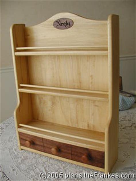 diy spice rack plans easy wooden spice rack plans woodideas