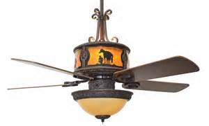 Western Ceiling Fans With Lights Cc Kvshr Brz Ru Lk420 Roundup Western Ceiling Fan With Light Kit
