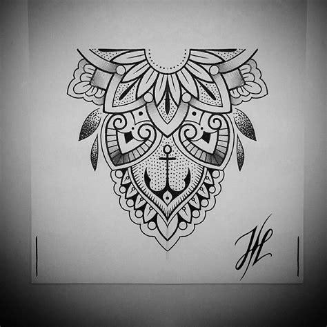 mandala tattoo stencil ornaments mandala design by marjorianne wudey213