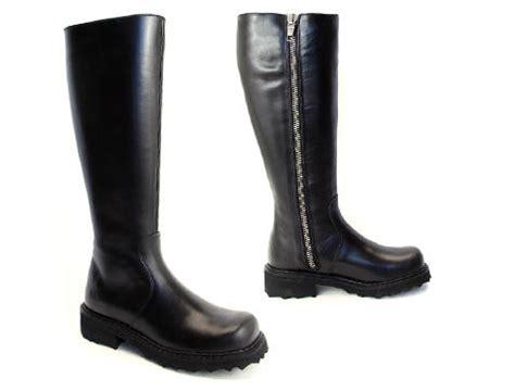 Cece Boot fluevog shoes shop cece black