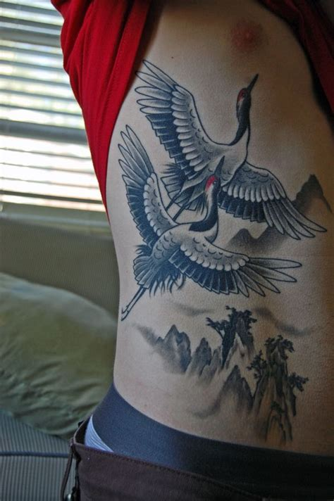 japanese crane tattoo designs 25 best ideas about crane on paper