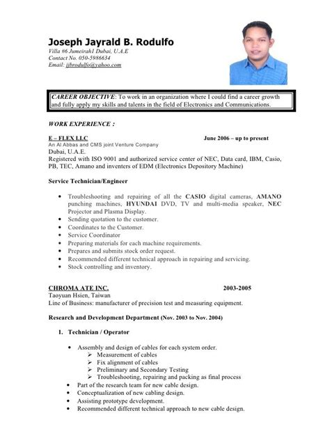 sle resume format for bpo 28 images resume format doc
