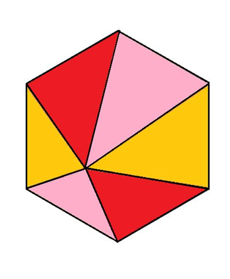 Median Don Steward Mathematics Teaching Hexagon To Rectangle - median don steward mathematics teaching hexagon areas