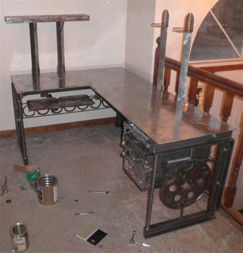 Steel Computer Desk Steel Computer Desk