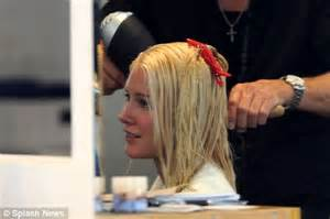 Heidi Got A New Nose To Go With by Heidi Montag Shields Cosmetically Enhanced While