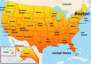 us map that shows washington dc boston hotels holidays in usa beautiful holidays