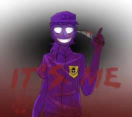 Quiz co my li o tobie vincent purple guy quizme