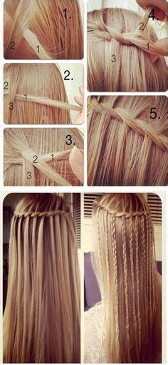 easiest type of diy hair braiding 1000 images about hair styles i want on pinterest big