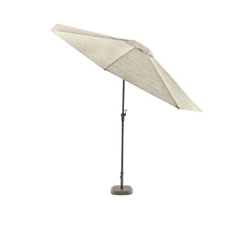 Gray Patio Umbrella by Statesville Yjauc 171 Als Aluminum Crank And Tilt