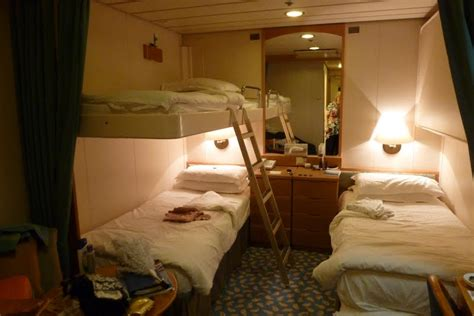 What Is A 2 Berth Cabin by Bed Configuration 4 In A Cabin Cruise Critic Message