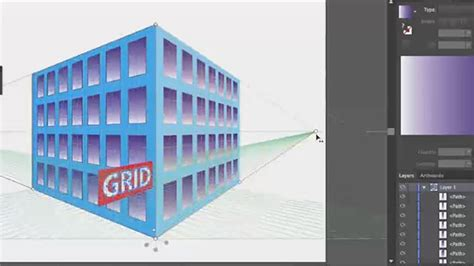 reset perspective tool illustrator perspective grid enhancements in illustrator cc layers