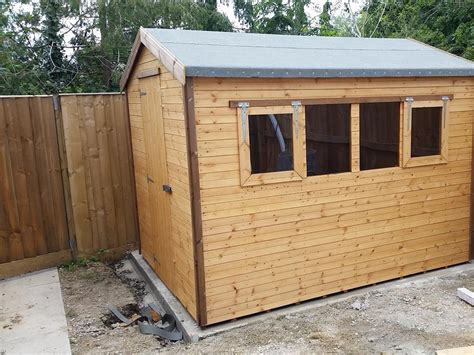 Wooden Rs For Sheds by Treated Garden Sheds Dip Treated Wooden Sheds Beast Sheds