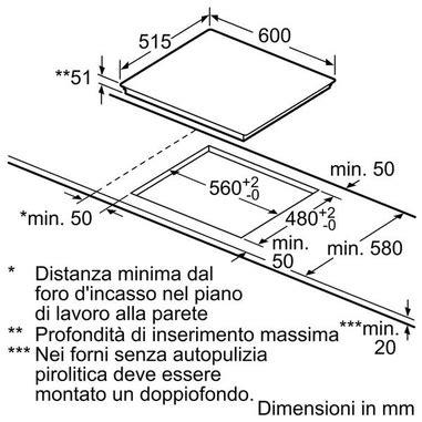 piani cottura bosch opinioni bosch kit pie611b10j piano cottura induzione set di