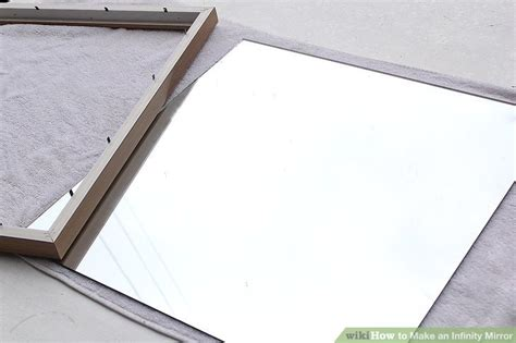 how to make infinity mirror how to make an infinity mirror with pictures wikihow