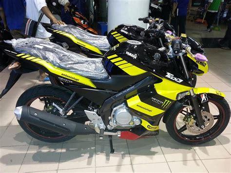Lu Sein Yamaha Vixion New 2014 sosok yamaha new v ixion nangkring di prj next new vixion