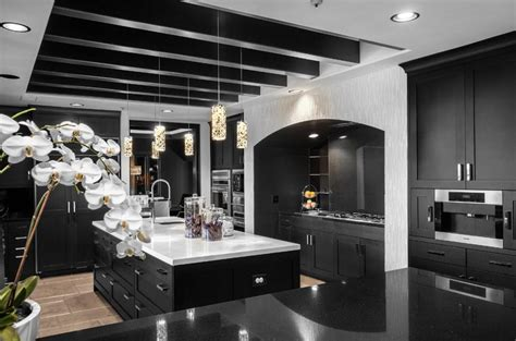 black and white kitchen designs photos 20 white quartz countertops inspire your kitchen renovation
