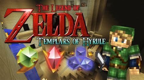 legend of zelda parkour map the legend of zelda templars of hyrule map 1 8 7 1 8