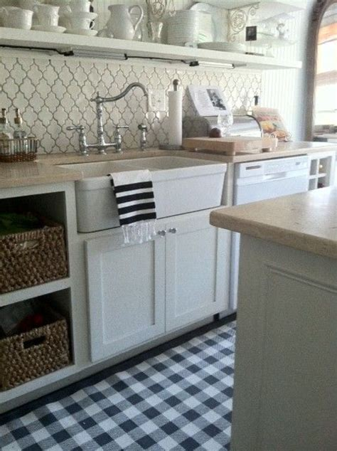 Farmhouse Kitchen Rug Best 25 Drop In Farmhouse Sink Ideas On Cottage Large Kitchens Small Cottage