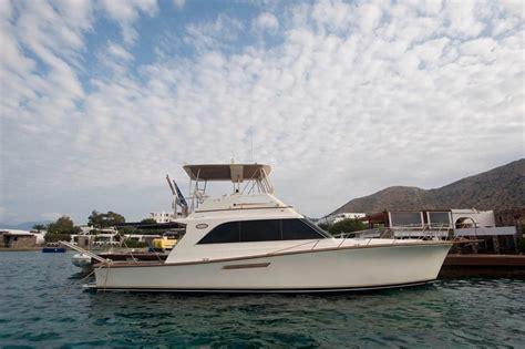 sport fishing boat ocean 1987 ocean yachts sport fishing 48 power boat for sale