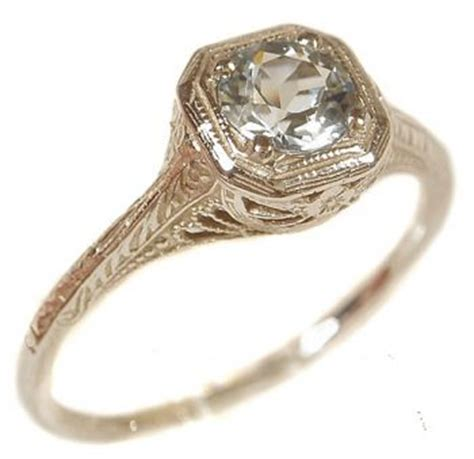 antique reproduction ring settings antique ring