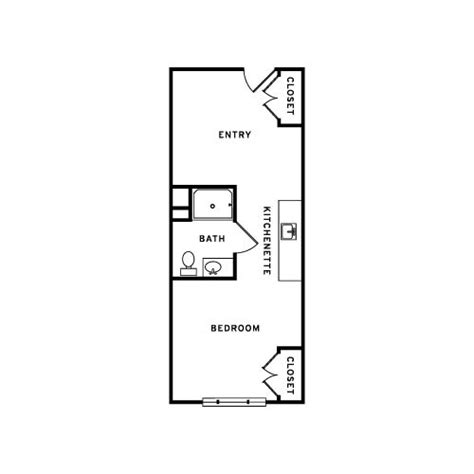 300 sq ft apartment floor plan 300 square foot apartment 257 richard guibault richard