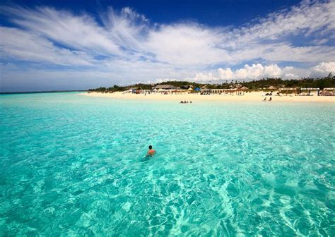 clearest water in the world cayo coco cuba clearest water in the world and coastlines beautiful