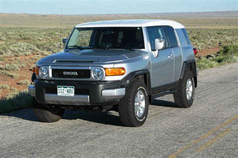 2007 Toyota Reviews 2007 Toyota Fj Cruiser Review In Carbon County Wyoming