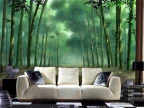3d wallpaper bedroom mural roll nature scenery forest tree