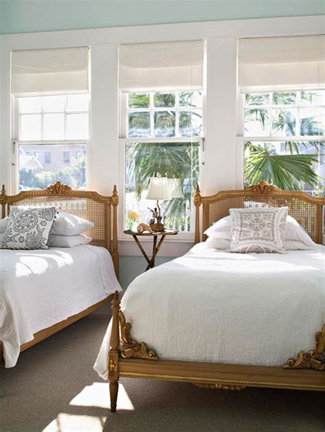 2 beds in one one room two beds ideas to make it fabulous