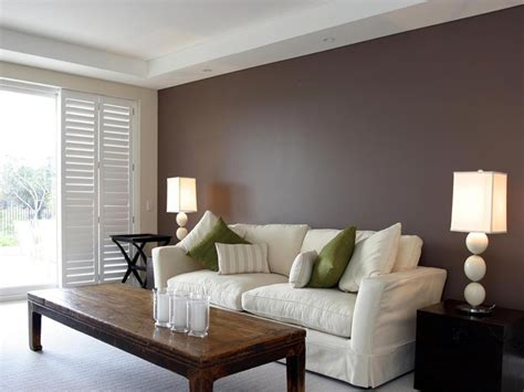 Dark living room feature wall inspirations paint