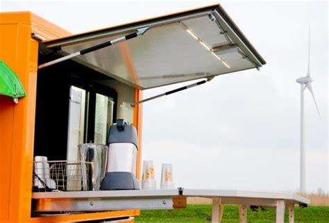 food truck window design an electric food truck to enjoy eco friendly street food