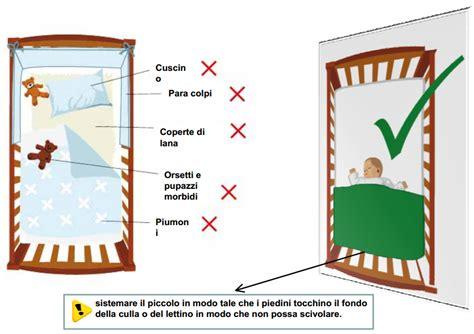 posizione neonato culla sids 10 regole per prevenire mammachevita
