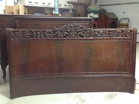 vintage wood headboards antique wood headboards images frompo 1