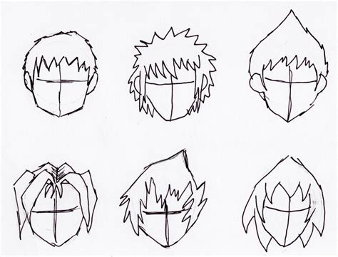 boy haircuts drawing hairstyles ahutton8