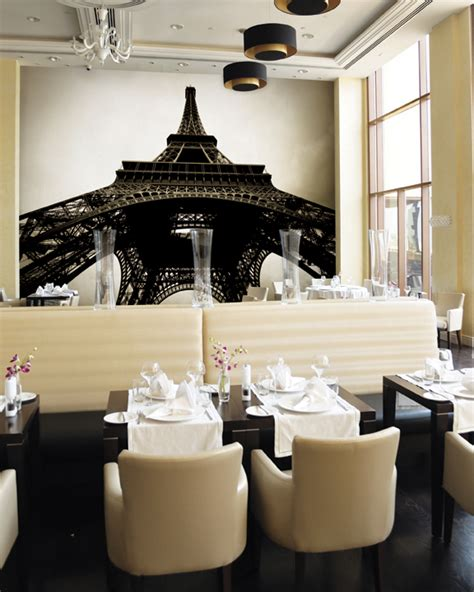 restaurant wall murals photo wallpapers for every room