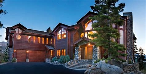 Most Expensive Homes In The United States 2010 Luxury Homes Lake Tahoe