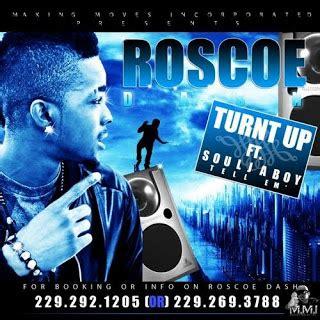 all the way turnt up pyrexmuzik roscoe dash mr turnt up mixtape