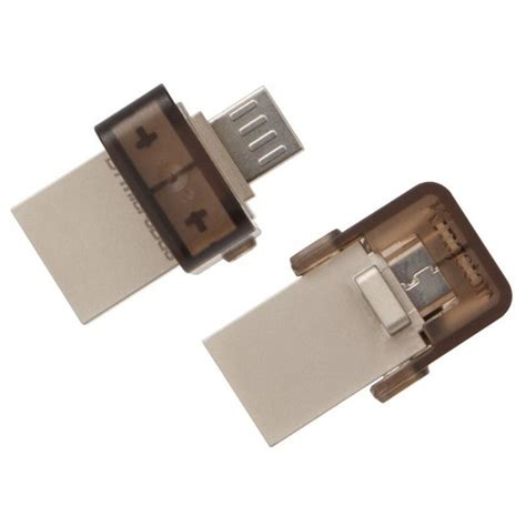 Promo Kingston Datatraveler Microduo Usb 2 0 Micro Usb Otg 16gb buy from radioshack in kingston dtduo 64gb 16gb dt microduo usb 2 0 micro usb otg