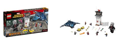 Lego Marvel Heroes 76051 Airport Battle lego forums toys n bricks
